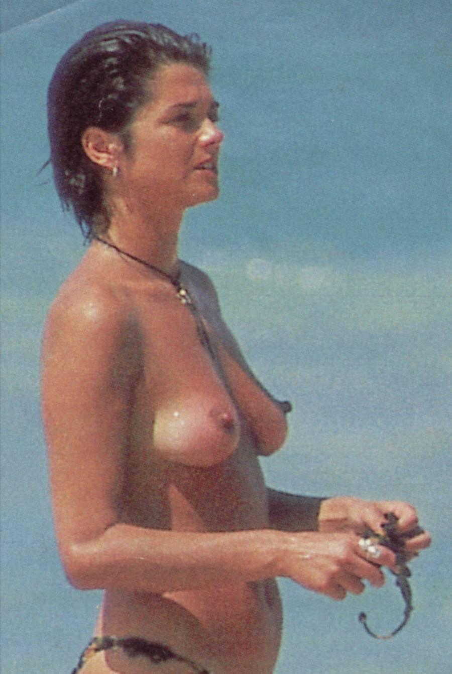 lark voorhies naked