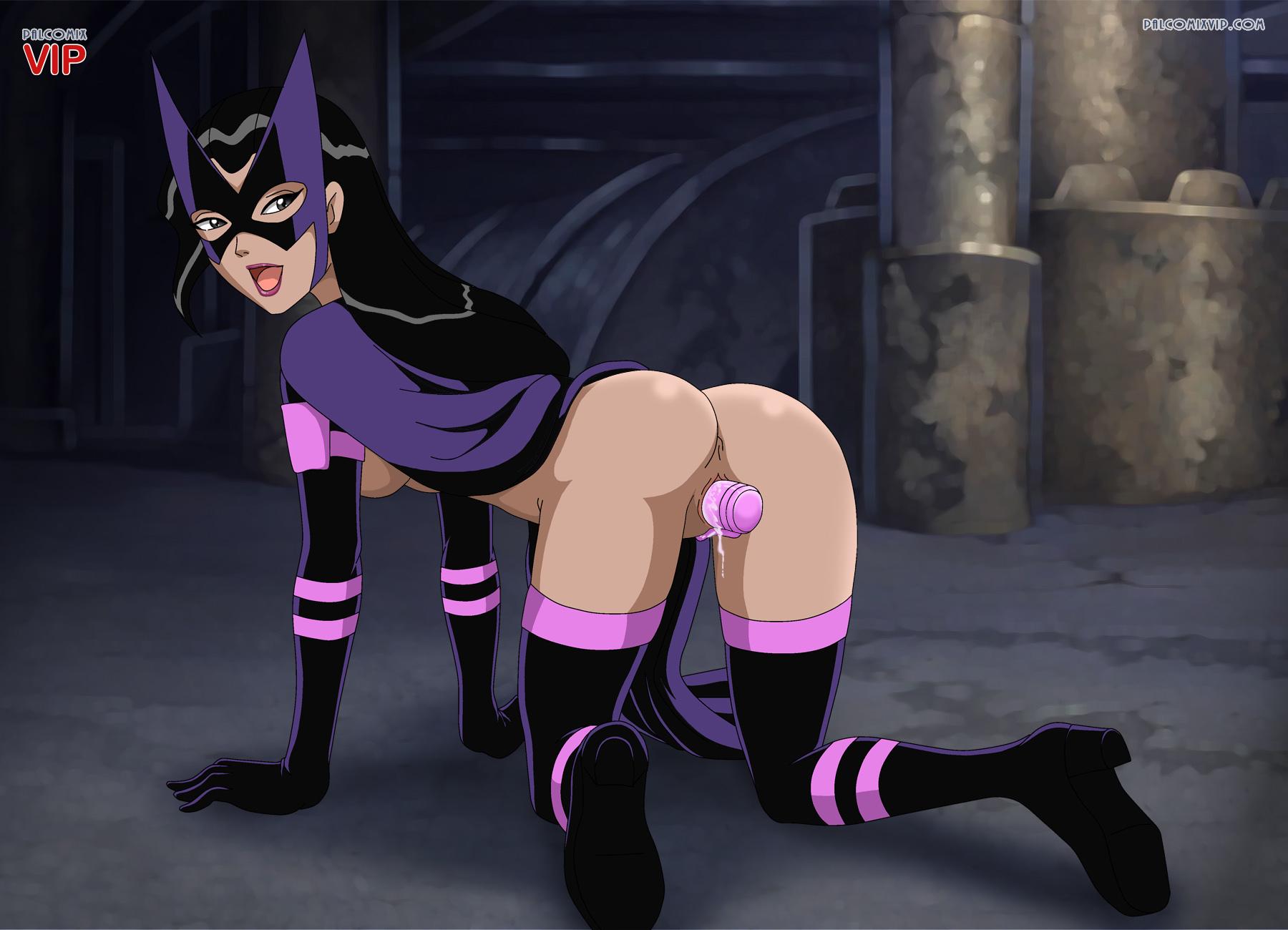 бэтмен будущего порно