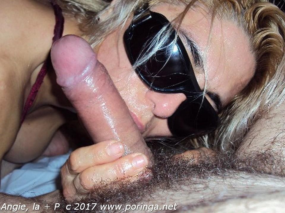 Angie coge por el culo y te la mama hasta el fondo