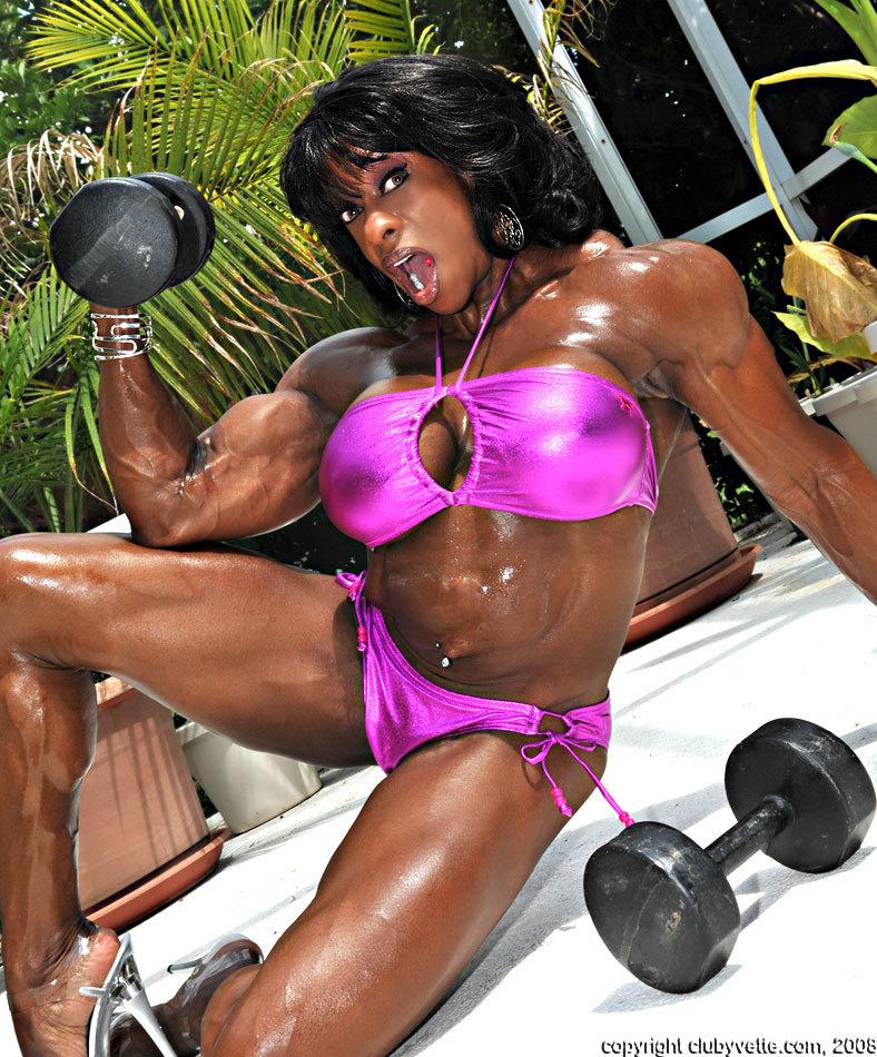 Negra musculosa supertetona 18