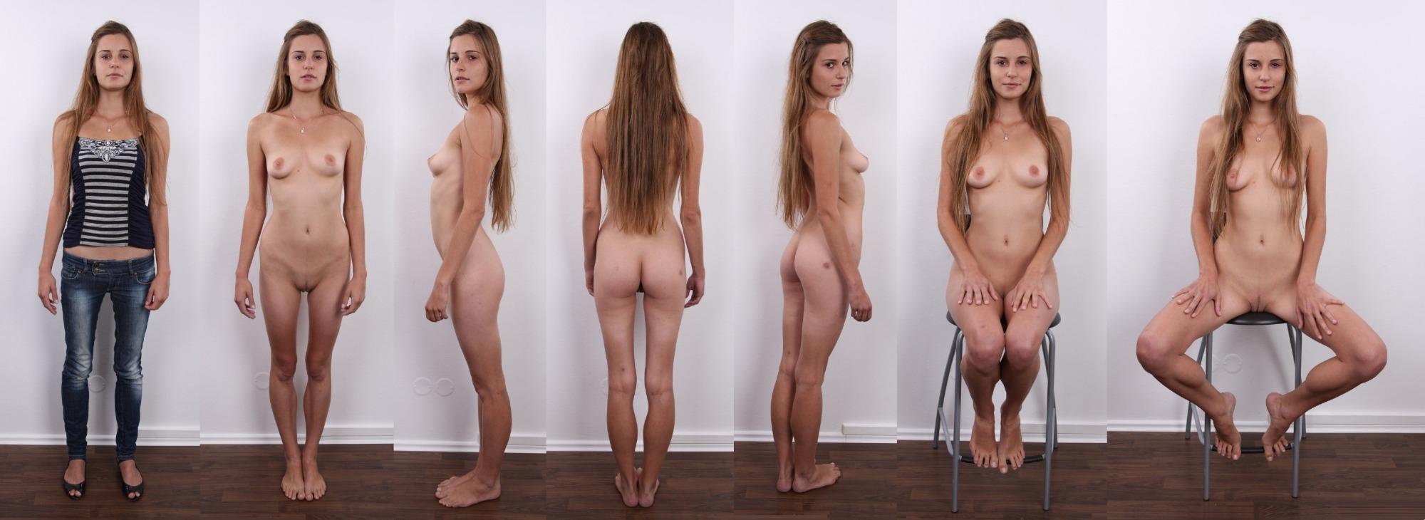 голые девушки на глубоком кастинге понять что
