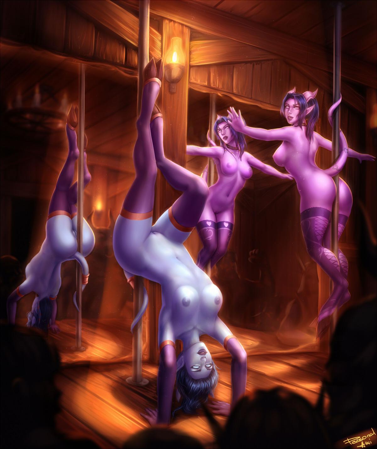 Nude friends galleries