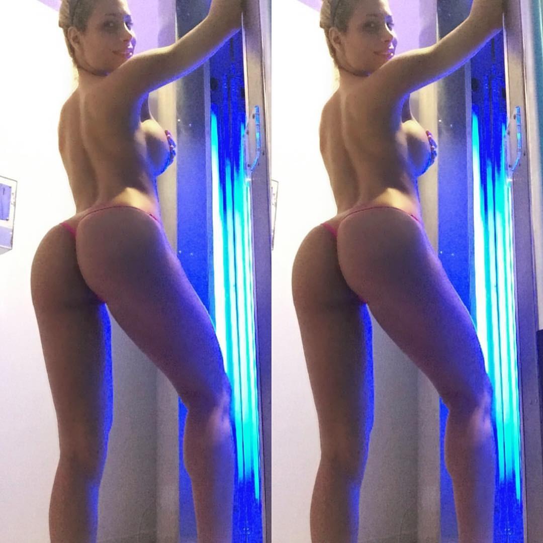 Anabel Zalazar (Ex bailarina Pasión de Sábado)
