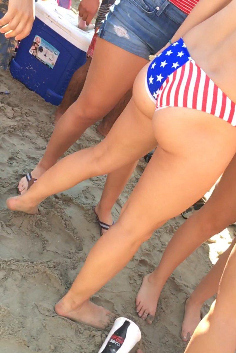 Culos en la playa 9