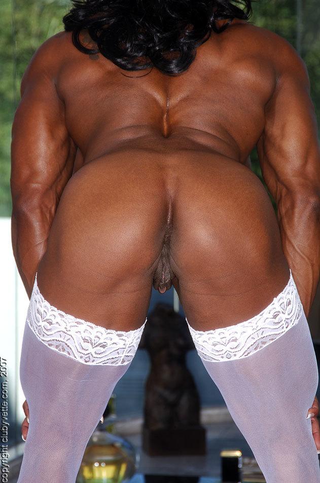 Negra musculosa supertetona 15