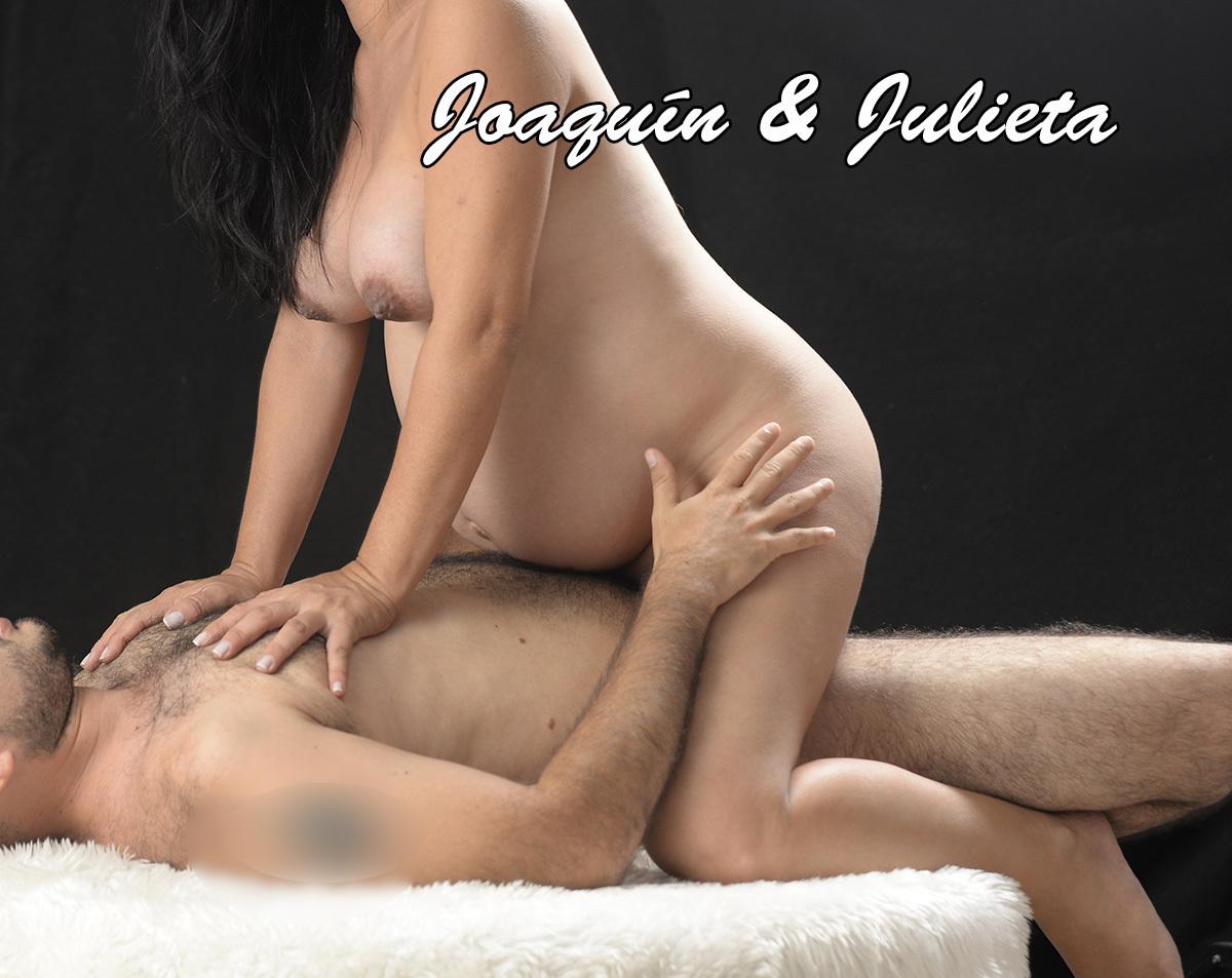 Julieta en embarazo hace sesión porno! (Megapost)