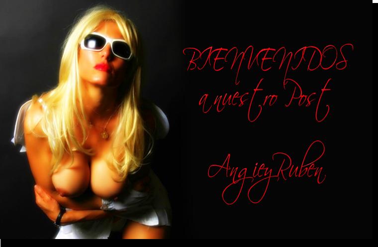 Angie desnuda como nunca la viste (set profesional)