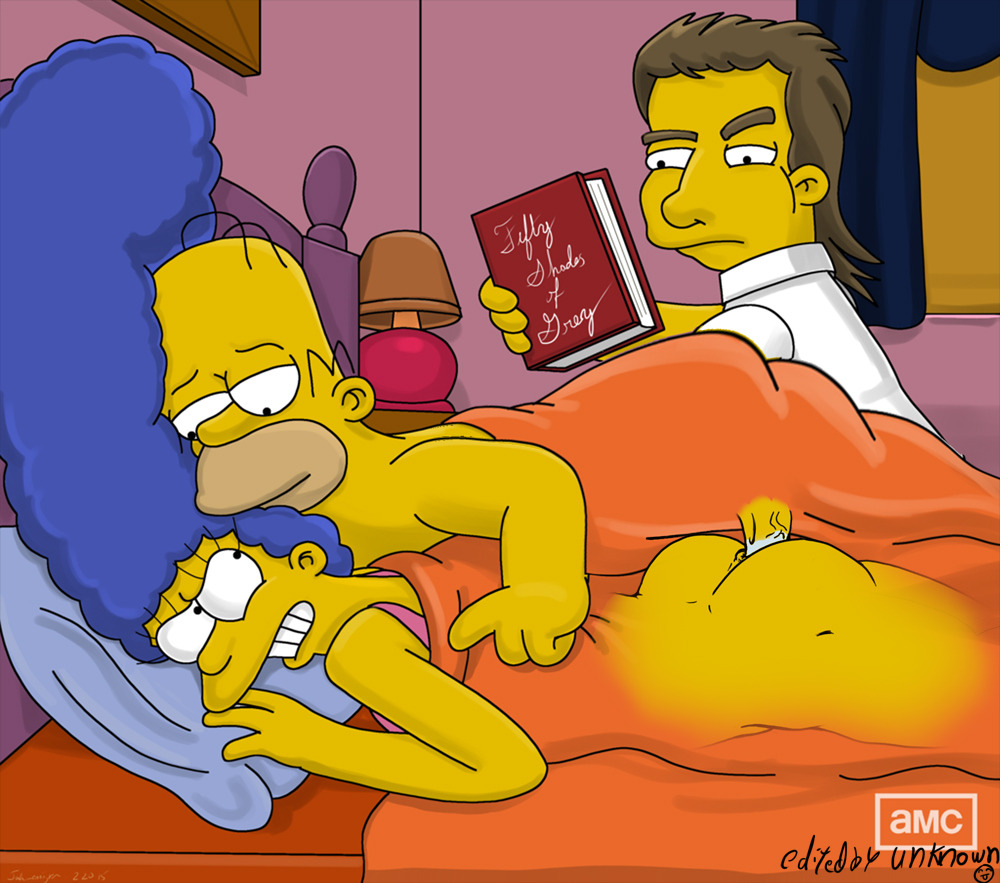 simpsons nude