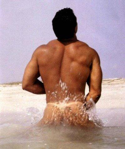 Culos masculinos #5 - Ese hoyo profundo del deseo.