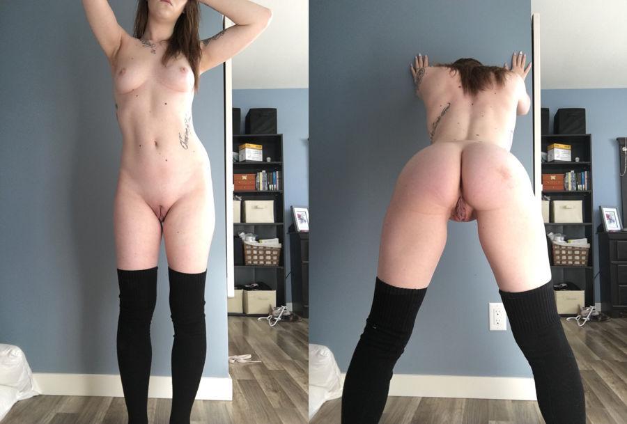 whytfnoteh. Le fascina mostrar su cuerpo desnudo