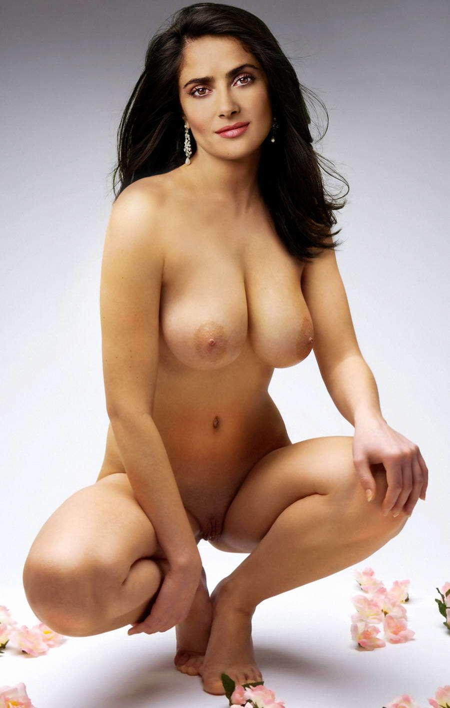 Salma hayek nudes, sexy ass blonde anal
