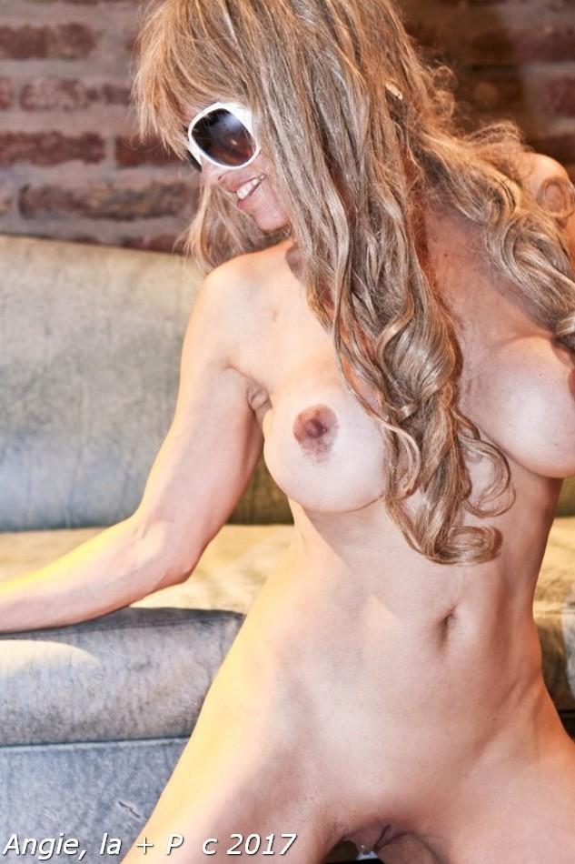 Angie y el glamour de las Poringueras de alma