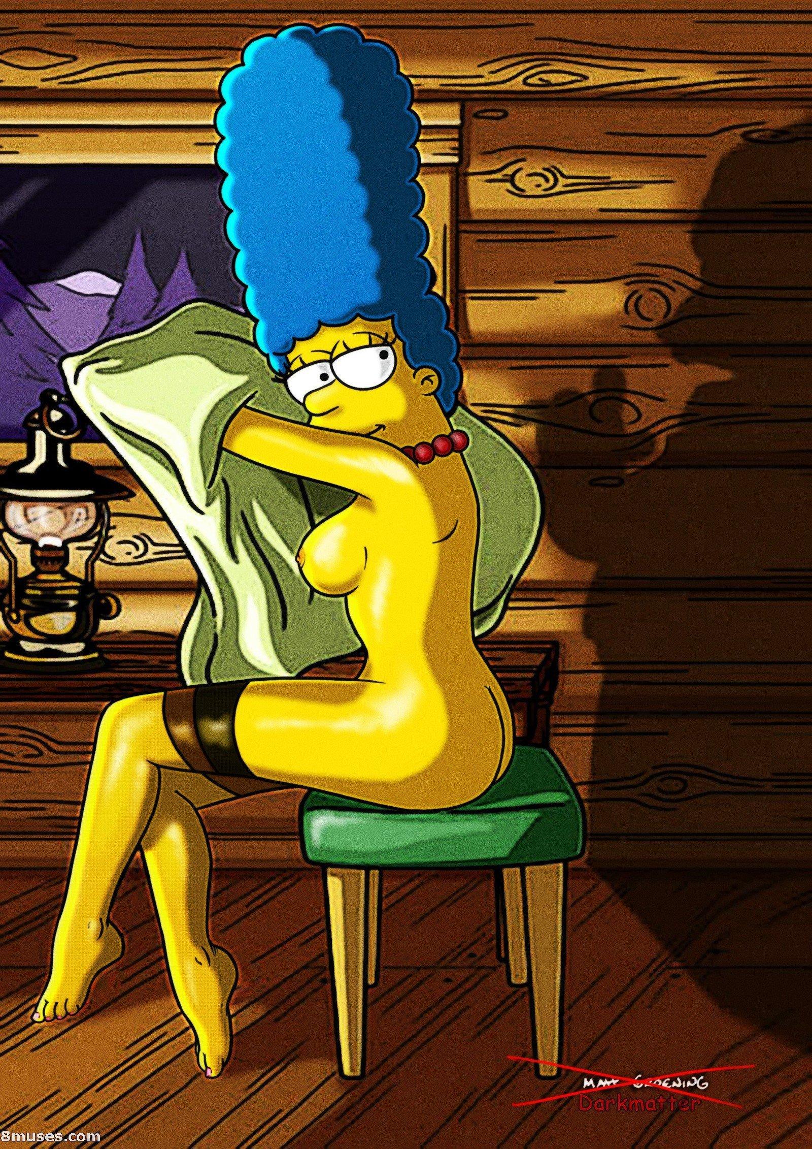 Marge simpson jennifer aniston kaley en porno cartoon
