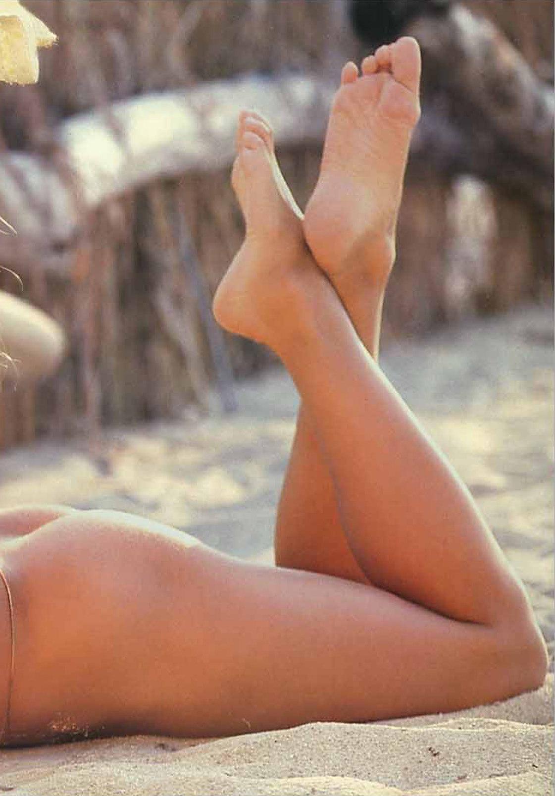 Pamela Anderson y Jenny McCarthy en Playboy (1997)