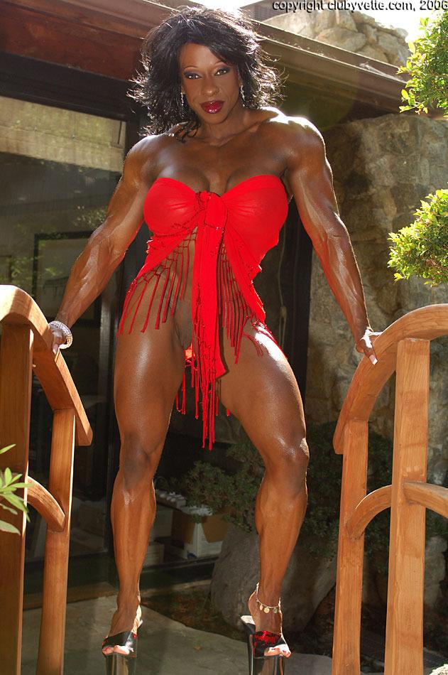 Negra musculosa supertetona 11