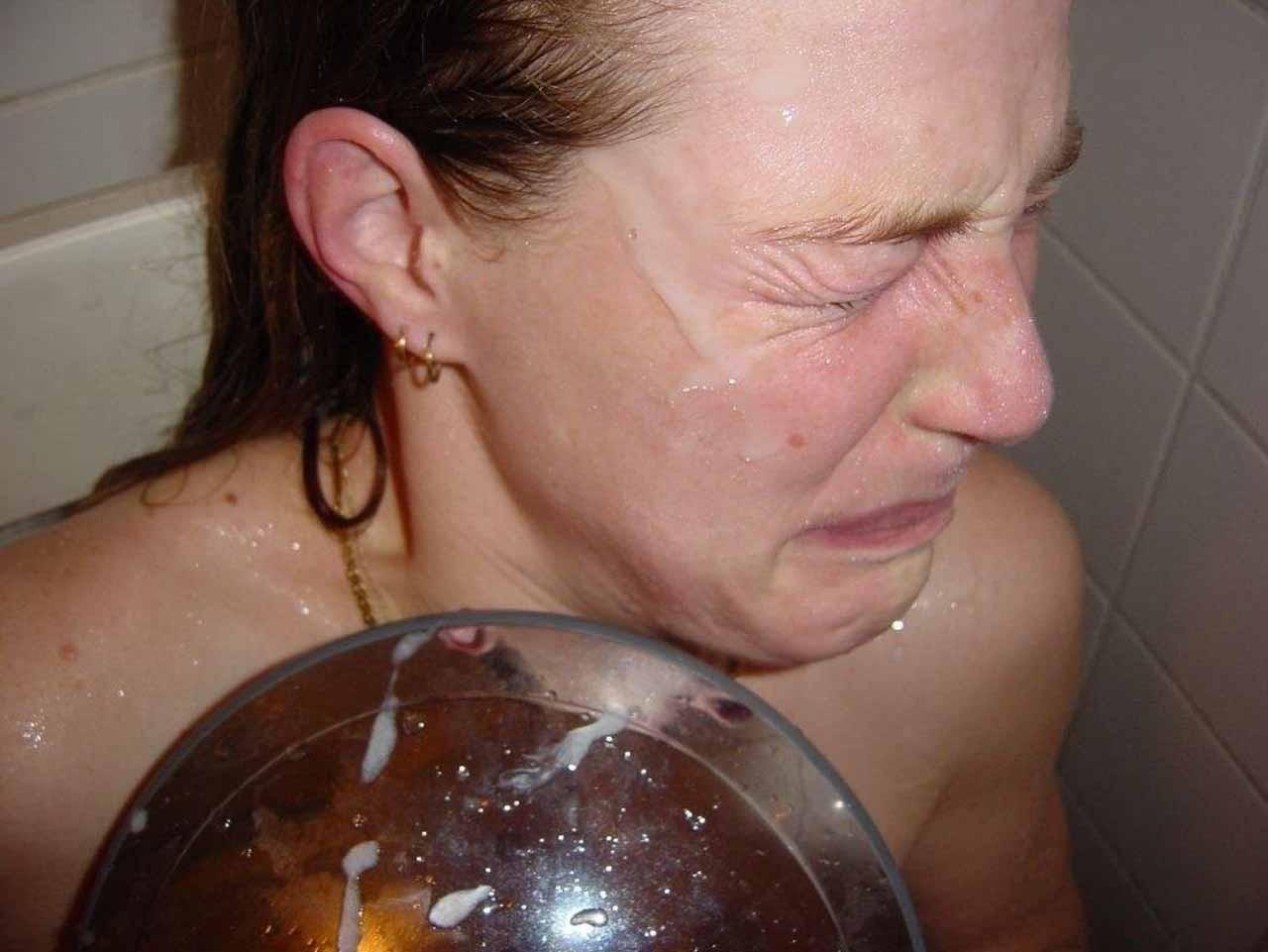 2 ejacs facials en un soir - 3 7