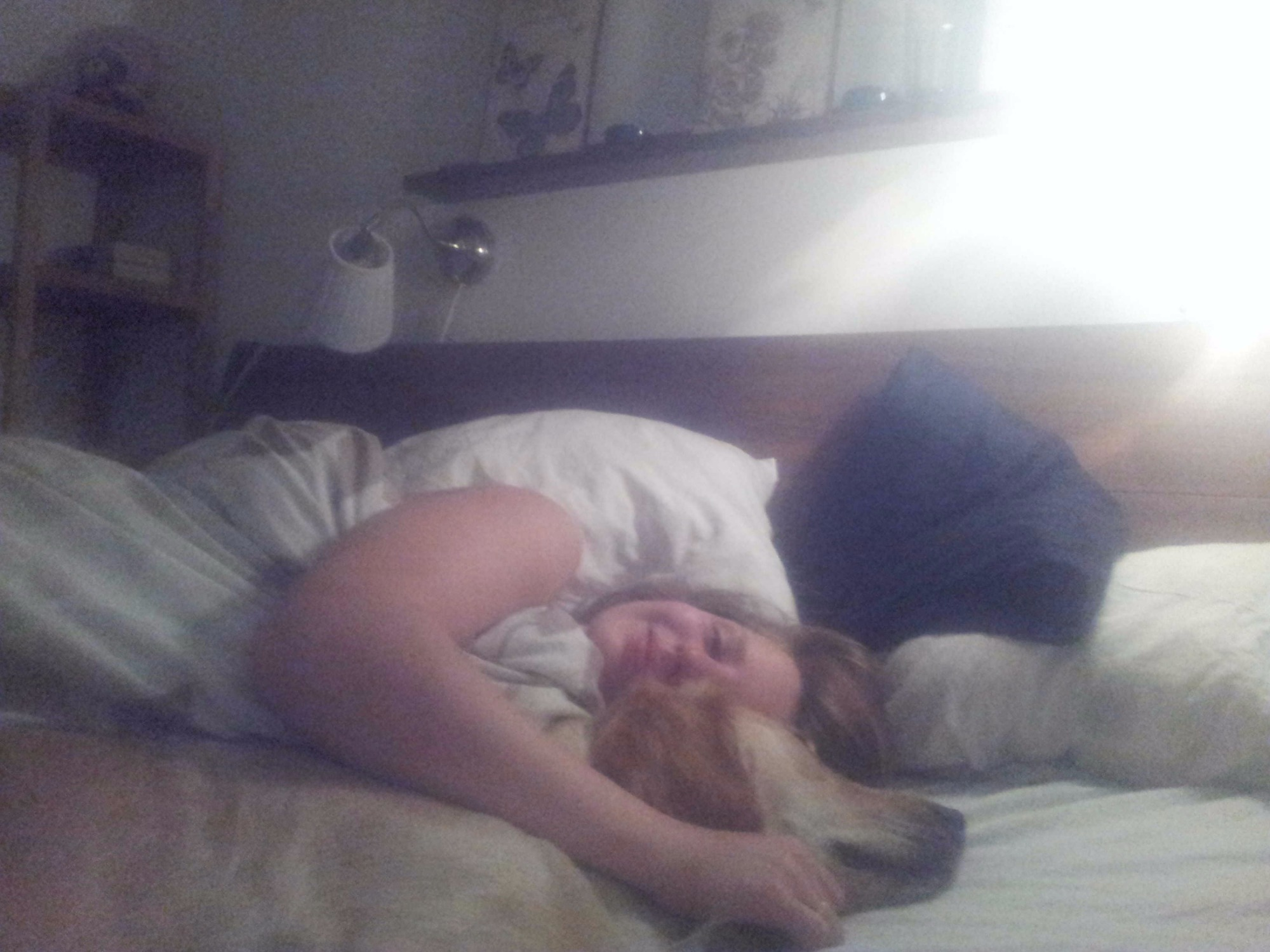 Mi culito mientras duermo 7