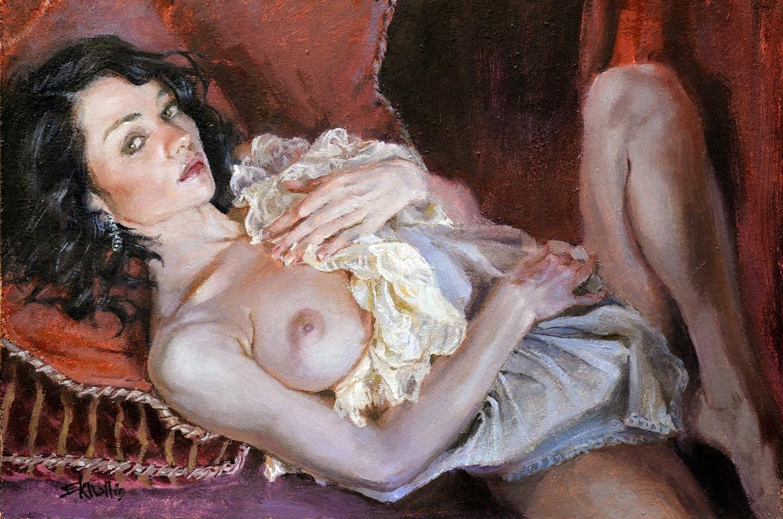 El arte erótico de eric k wallis