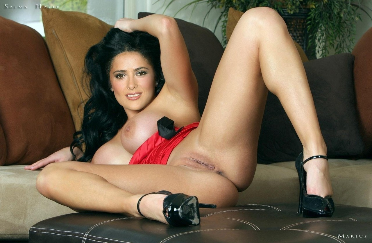 video xxx de salma hayek